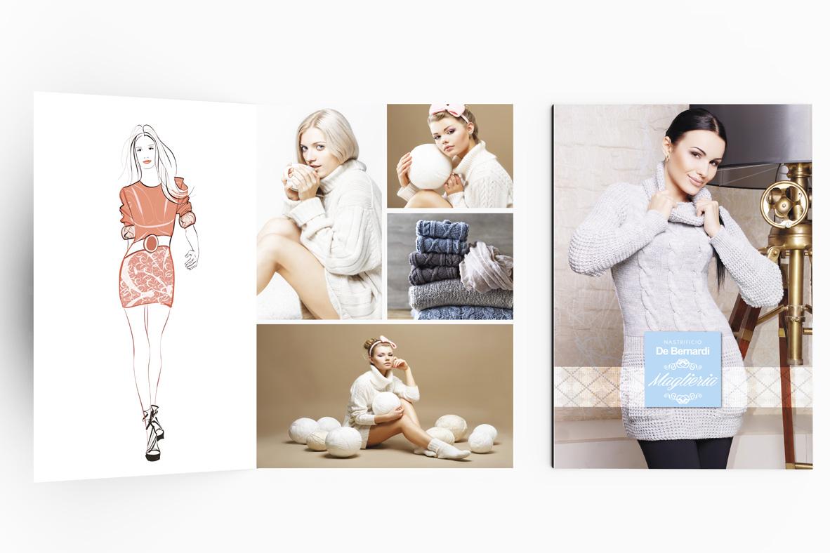 realizzazione catalogo moda