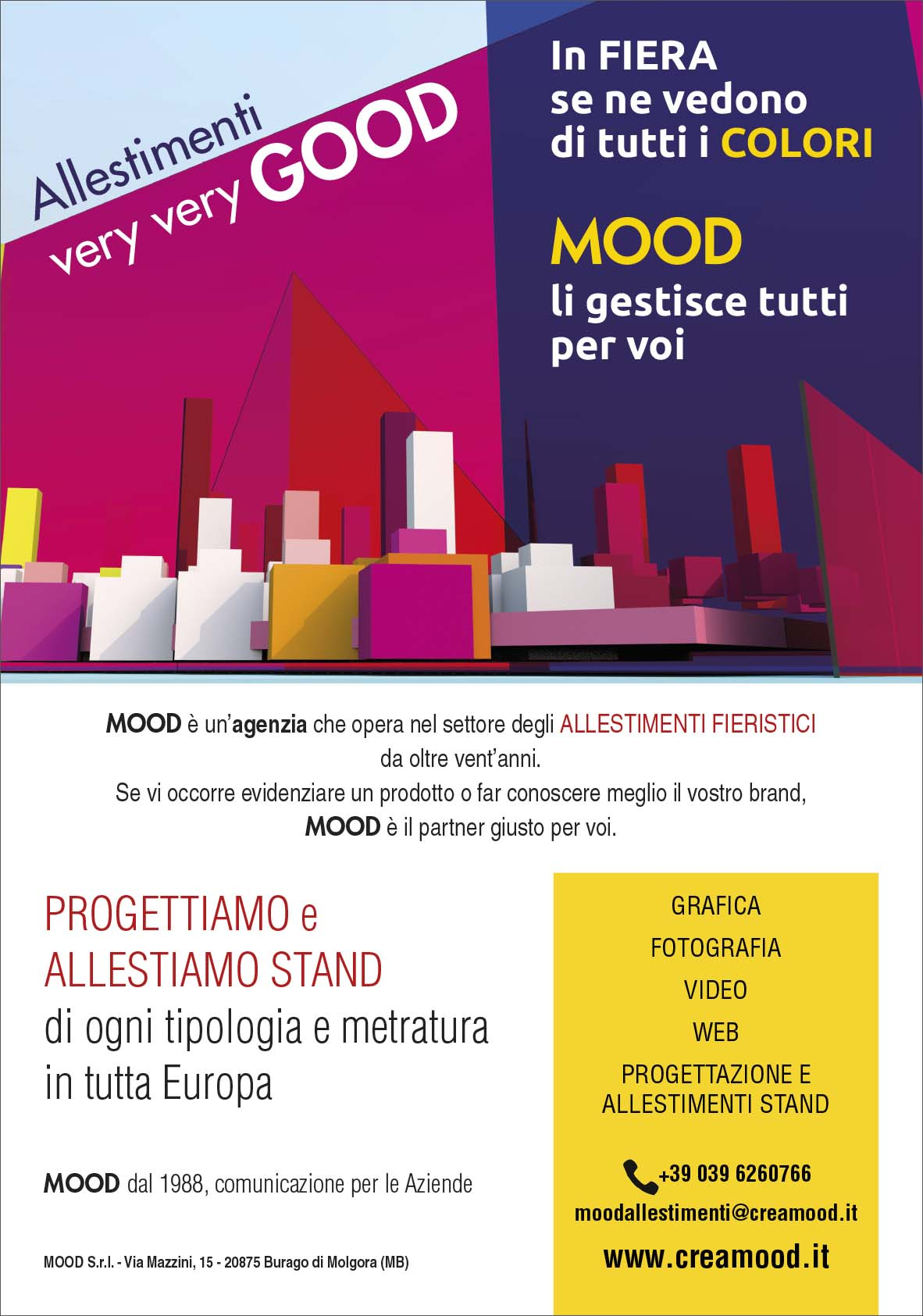 grafica per newsletter