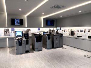 realizzazione showroom