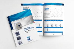 progettazione grafica catalogo prodotti