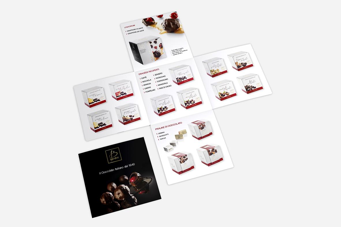progettazione grafica brochure
